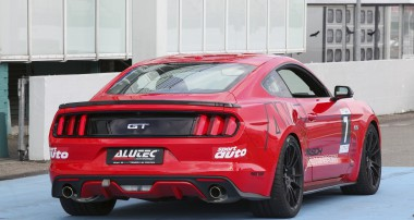 KW Clubsport: Unleashed track performance for the Ford Mustang