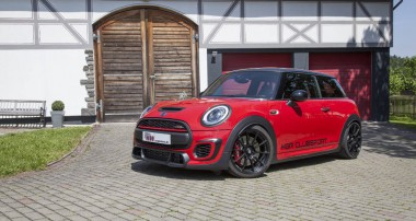Driving dynamics unleashed: KW Coilovers for new John Cooper Works