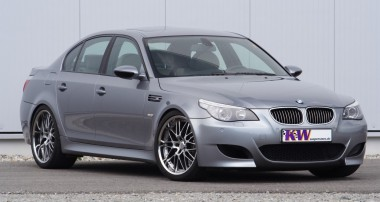 BMW 5-series – KW Coilovers for all 5-series and M5 Generations!