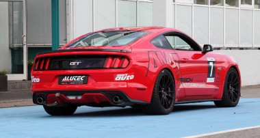 Better Handling for the New Mustang with KW Coilovers