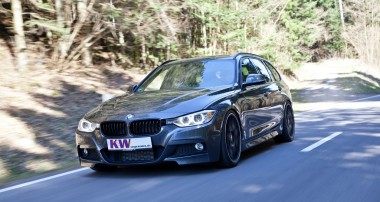 KW Street Comfort: Convenient driving pleasure for BMW models