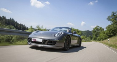 KW HAS (height adjustable springs) available for the brandnew Porsche Carrera GTS