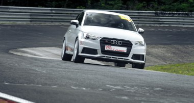 Little Monster: Audi S1 quattro with KW Clubsport