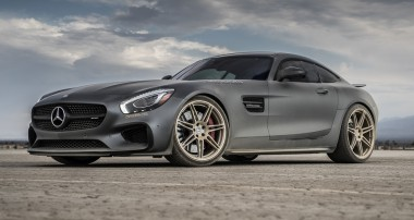 Unleashed driving pleasure: the HG Motorsports AMG GT S