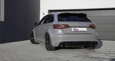 KW DDC ECU – control your new Audi RS3 with your smartphone!