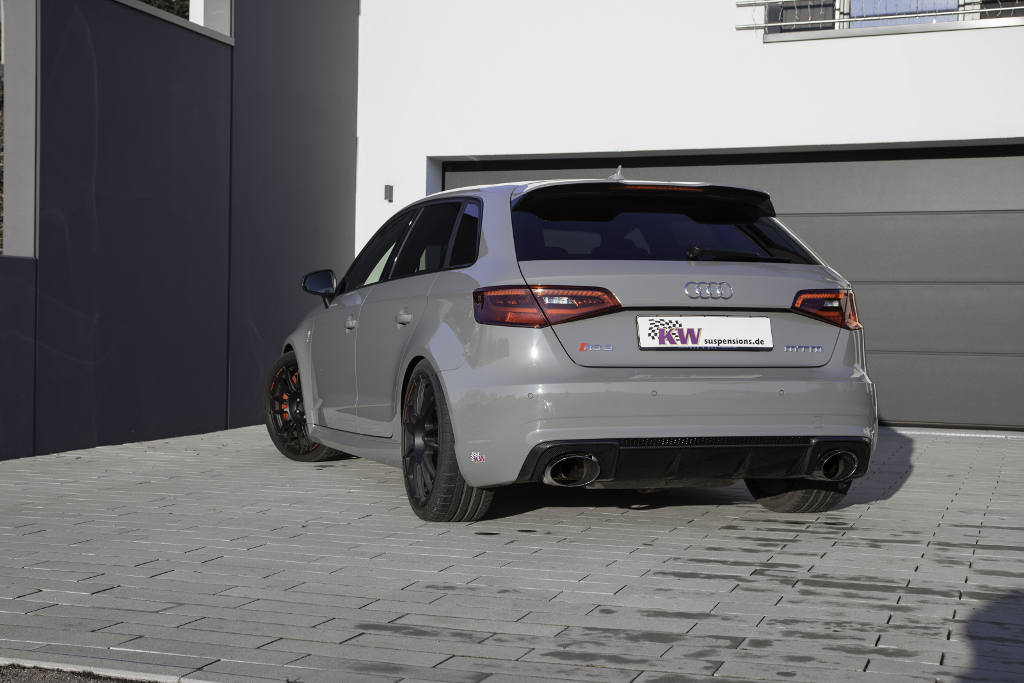 KW DDC ECU – control your new Audi RS3 with your ...
