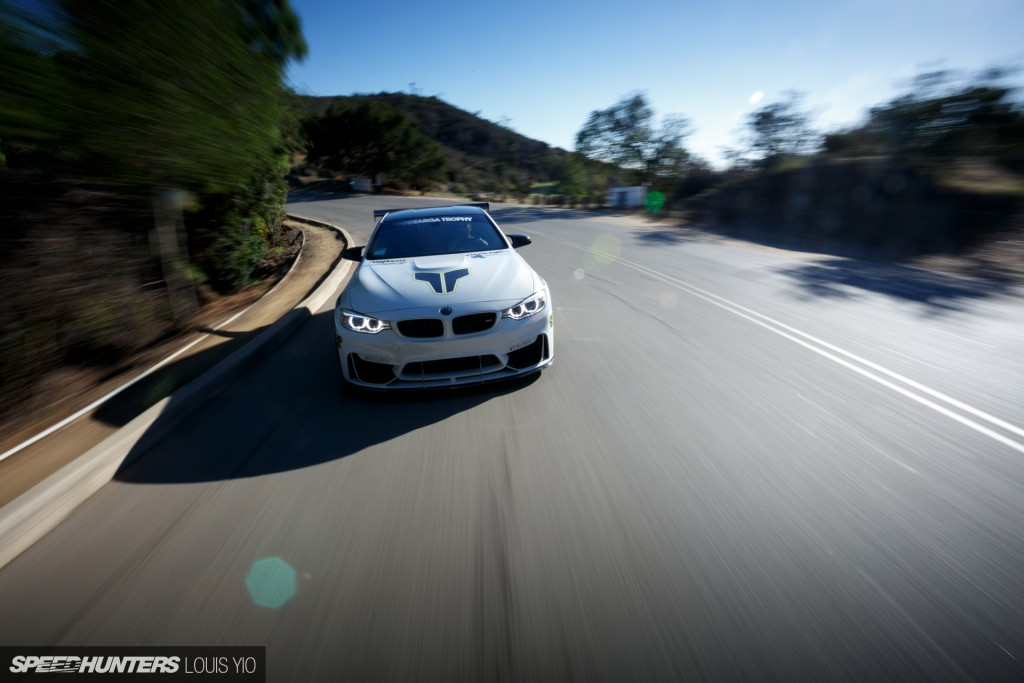 BMW M4 Targa Trophy