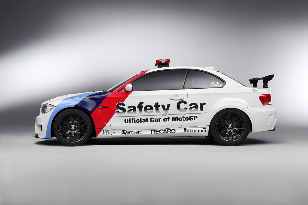 BMW 1 Series M Coupe ? MotoGP SafetyCar. (03/2011)