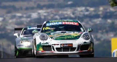 12 Hours of Bathurst: Nico Verdonck's Lap Record