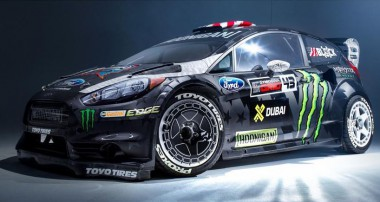 Gymkhana Eight launching today at 5 o'clock (GMT)