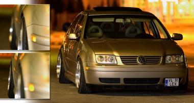 ST XTA Stance for VW Bora!