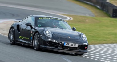 KW Clubsport ensures a new record: 911 is faster than the 918 Spyder!
