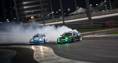 Drift: KW Drifter Baggsy wins Drift Allstars season opener in Abu Dhabi