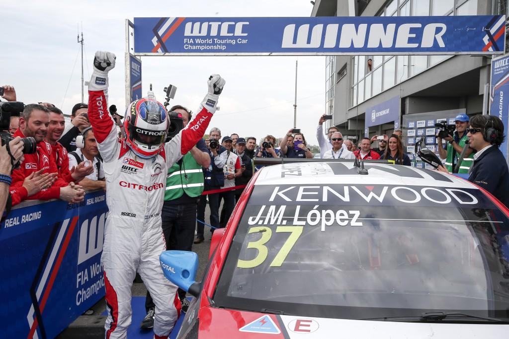 AUTO - WTCC SLOVAKIA 2016