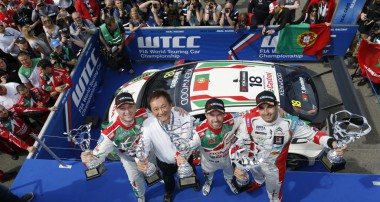 FIA WTCC: Tiago Monteiro is the new leader