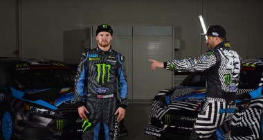 Ready to Rumble: Ken Block is heading FIA World Rallycross Championship