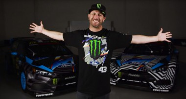 Meet Ken Block at the Tuning World Bodensee 2016!