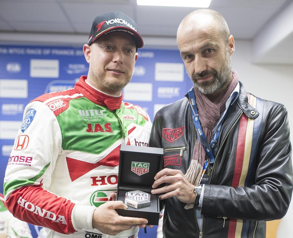AUTO - WTCC PAUL RICARD 2016