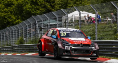 FIA WTCC: Drama at the Nordschleife as López doubles up