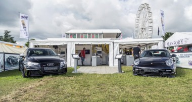 The place to be: Goodwood Festival of Speed!