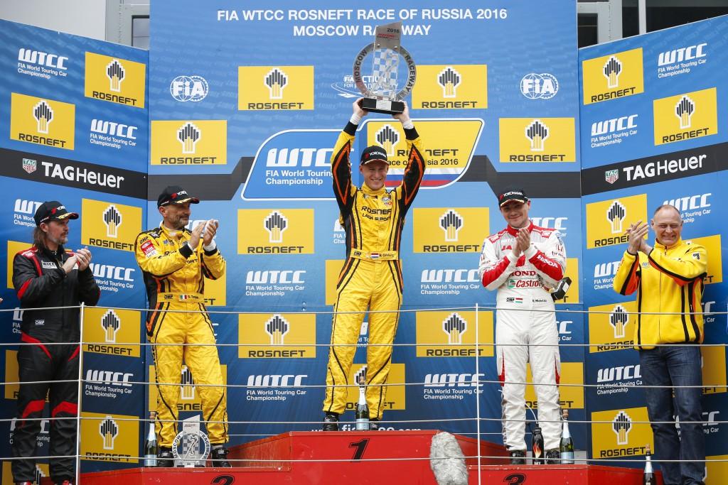 AUTO - WTCC MOSCOW 2016