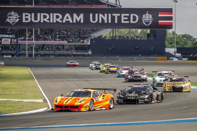2016-2016 GT Asia Series - Thailand 0616---GTAsiaSeries_BIC_R2_Liu_leads_2_120616_med