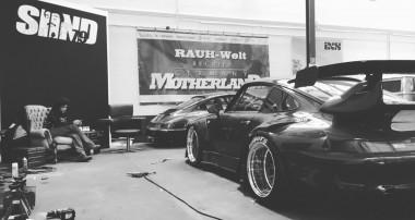 Rauh Welt Begriff FURUSATO – Germany's first RWB Porsche