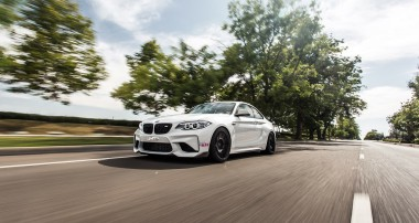 For every BMW M2, M3 and M4 the perfect suspension