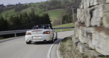 German Engineering for pure driving dynamics in your Honda S2000!