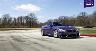 BMW GTS-Plus: IND's 10th Anniversary M4!