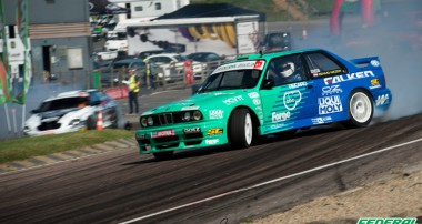 Back in UK: ST suspension and King of Europe in Lydden Hill