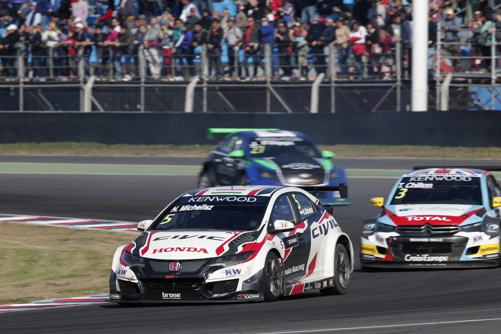 AUTO - WTCC ARGENTINA 2016