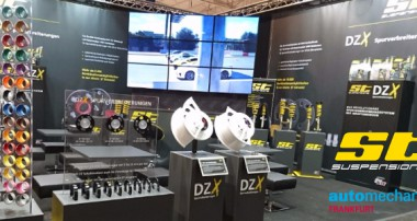 Automechanika 2016: ST suspensions Wheel Spacers Revolution