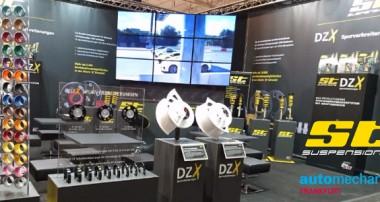 Automechanika 2016: ST suspensions Wheel Spacers Revolution
