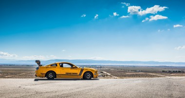 "Mustang like a Boss! ""Boss 302"" by Mike Heintz"