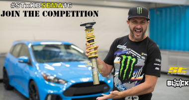 Win a free trip to the SEMA show and a private STeak dinner with Ken Block