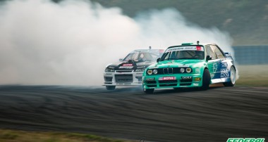 King of Europe: Europes best drifters for the first time in Germany!