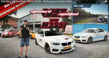 Stock vs Modified: the BMW M235i Test on the Nürburgring Nordschleife