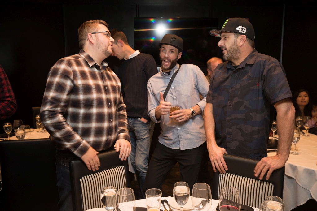 Ken Block ST suspensions STeak Dinner 2016