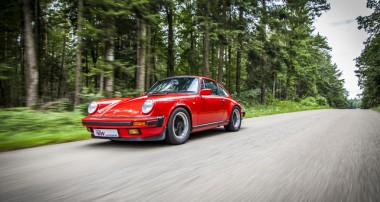 A quantum leap for the 911 driving dynamics: in bump and rebound adjustable dampers for G-Body
