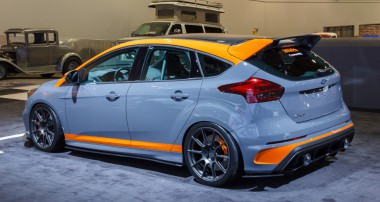 Full-Race Motorsports Focus Concept RS: Less is more!