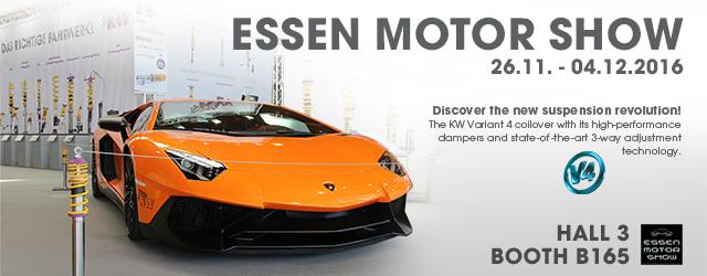 Essen Motor Show Teaser
