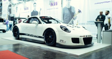 The Highlight of the Essen Motor Show: Manthey GT3 Cup MR