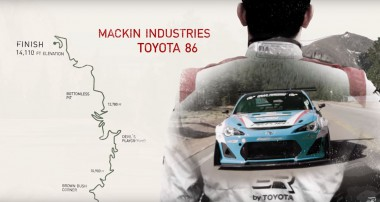 "The fear on board: the ""Mackin Industries 86 Pikes Peak Special"""