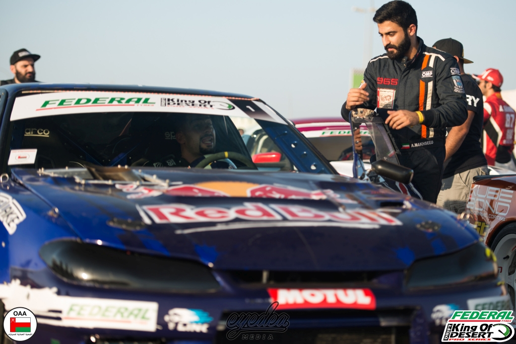 The 2017 King of Desert Season powered by ST Begins in Oman!