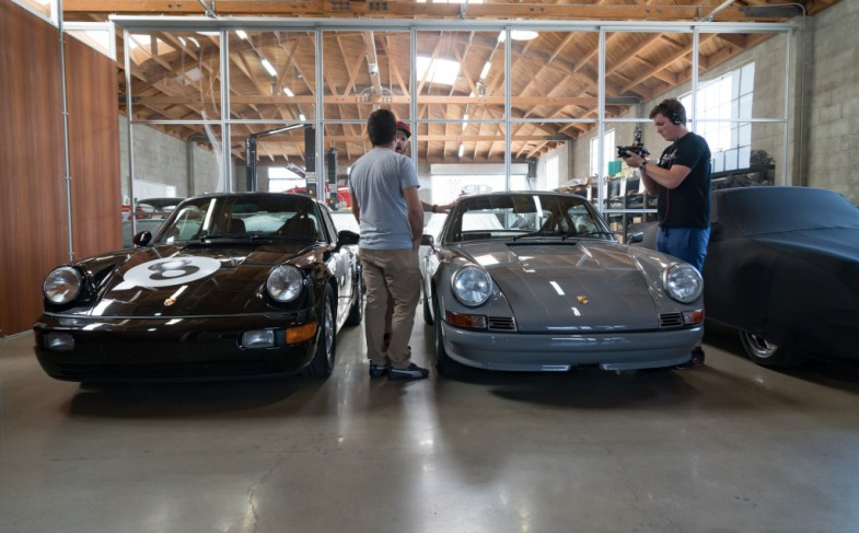 KW on the road: Fascination Porsche at the Workshop 5001