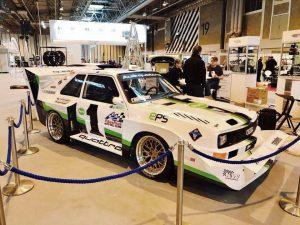 KW suspensions customer cars at Autosport International 2017