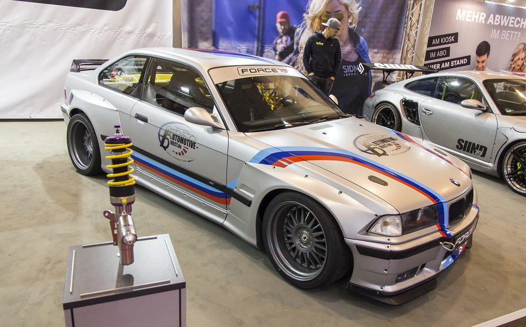 Big In Japan Tokyo Auto Salon 2017 Kw Automotive Blog