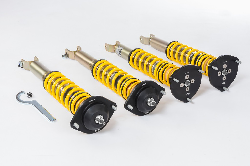 Engineered and had crafted in Germany: ST suspensions