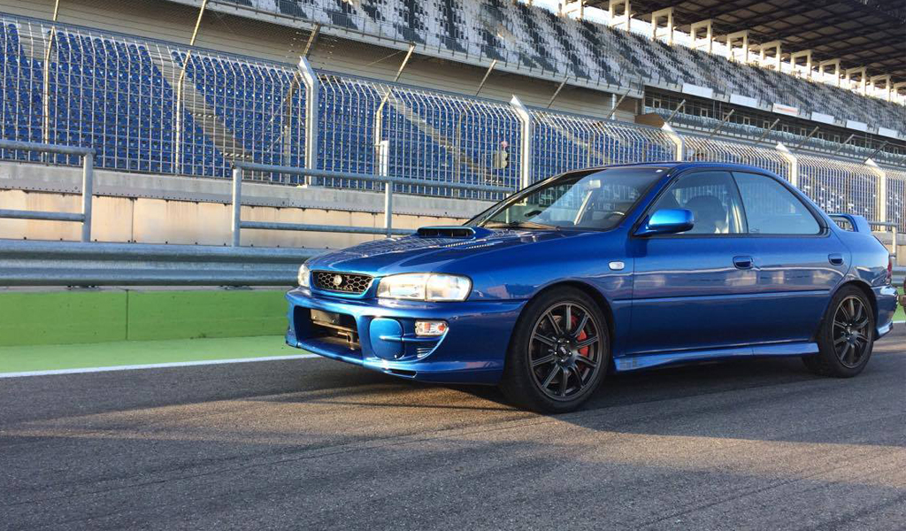 Subaru Impreza Classic getting ST XTA